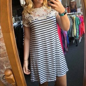 Dresses & Skirts - Striped Boutique Dress
